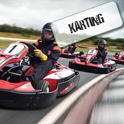 karting cork