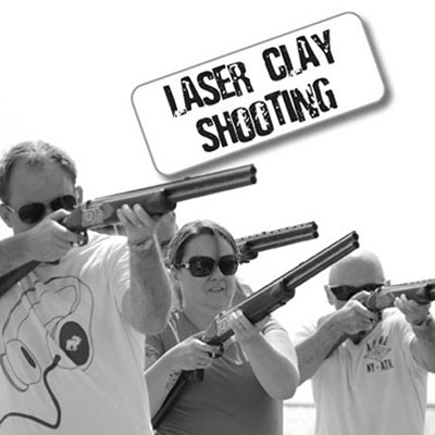 laser-clay-shooting-bw